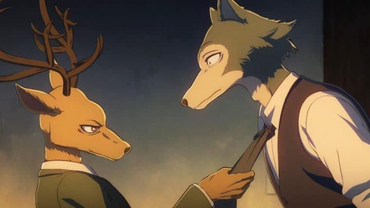 Beastars - O Lobo Bom | Anime da Netflix ganha vídeo inédito