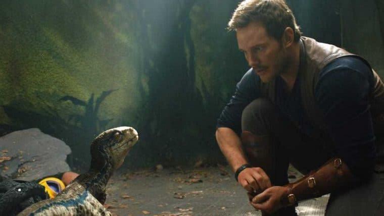 Jurassic World 3 | Imagem revela que o filme terá um Triceratops bebê