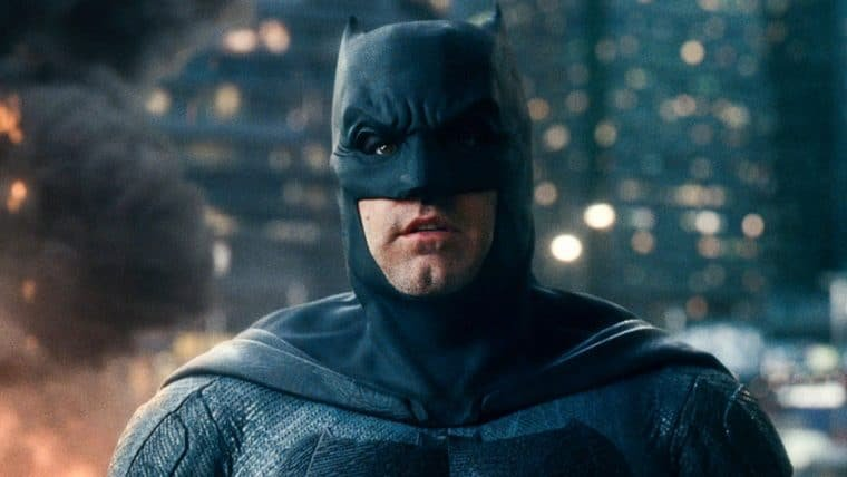 Ben Affleck explica por que deixou o papel do Batman