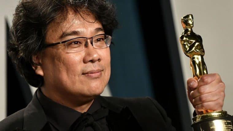 Scorsese parabenizou Bong Joon-Ho, diretor de Parasita, por vitória no Oscar