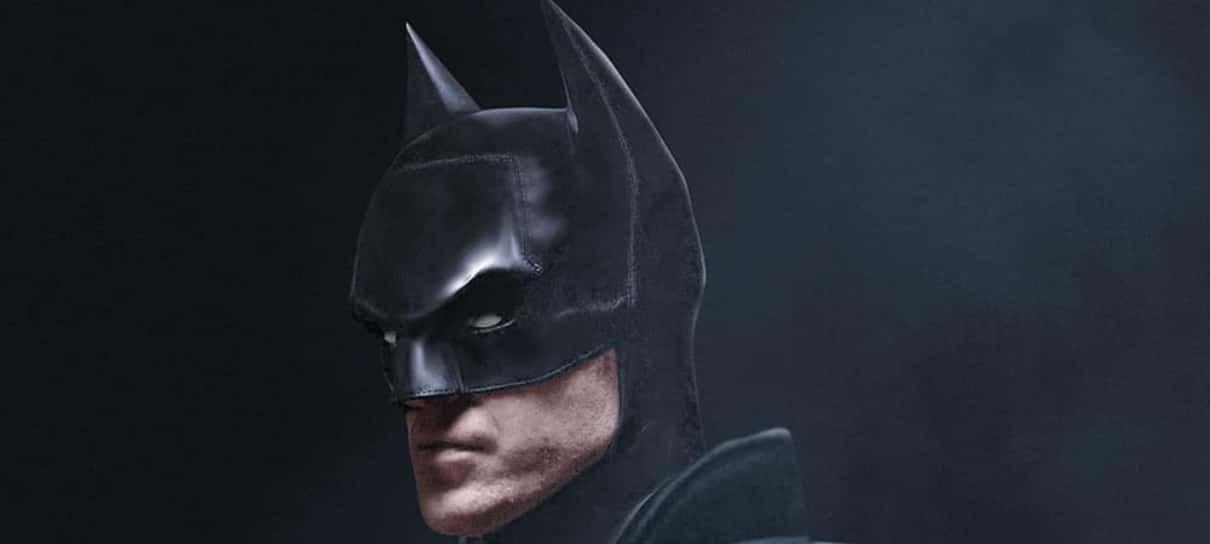 Bosslogic retrata Robert Pattinson como Batman
