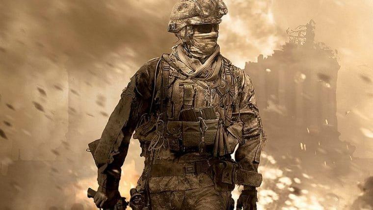 Filme de Call of Duty foi adiado por tempo indeterminado