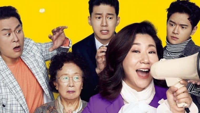 Remake sul-coreano de Candidato Honesto lidera as bilheterias da Coréia do Sul