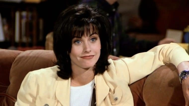 Friends | Courteney Cox está