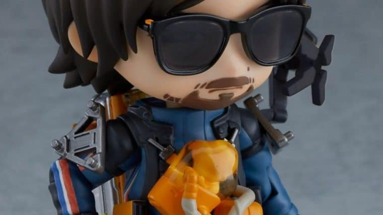Death Stranding | Nendoroid do Sam está pronto para carregar o dinheiro da sua carteira