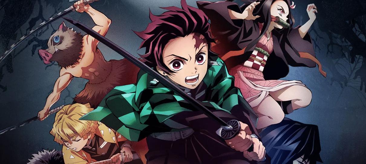 Demon Slayer é eleito o anime do ano de 2019; confira os vencedores do Anime Awards