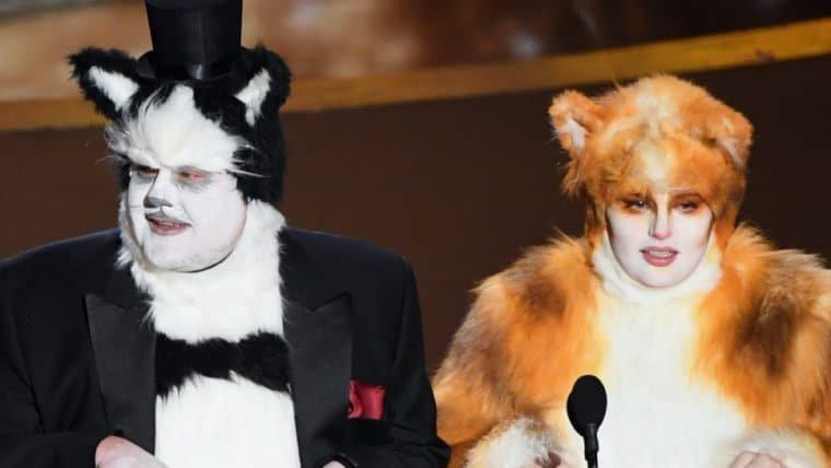 Sociedade de Efeitos Visuais critica Cats depois de piada no Oscar 2020