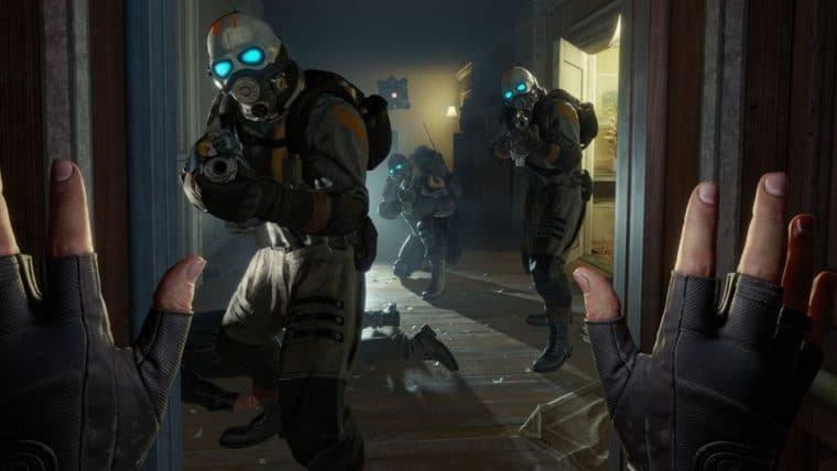 Half-Life: Alyx ganha data de lançamento