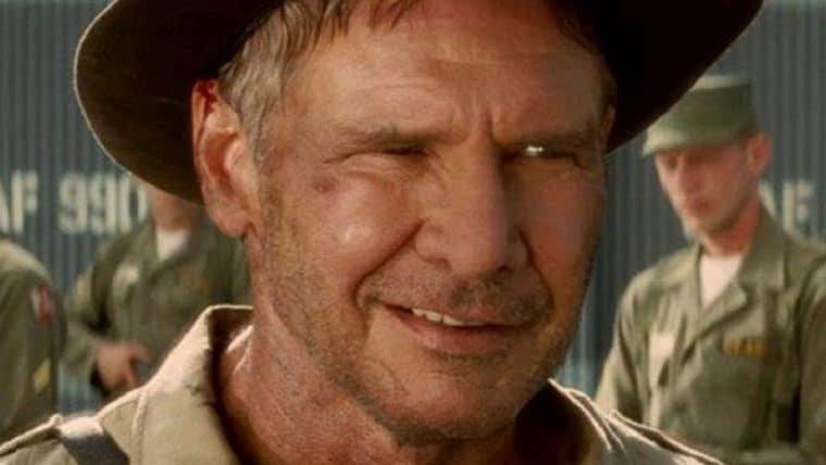 Harrison Ford diz que parte da história de Indiana Jones será resolvida em novo filme