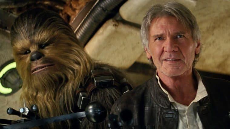 Star Wars | Harrison Ford não faz ideia do que é um fantasma da Força