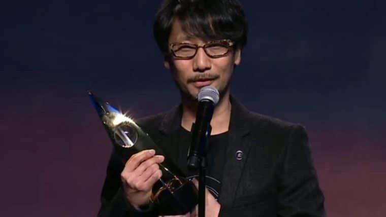 Hideo Kojima será homenageado com o maior prêmio do BAFTA Games Awards