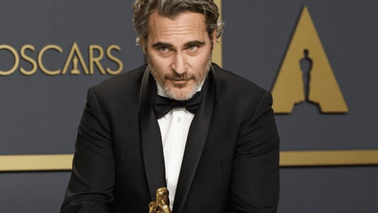Oscar 2020 | Joaquin Phoenix faz discurso emocionante ao aceitar prêmio de Melhor Ator