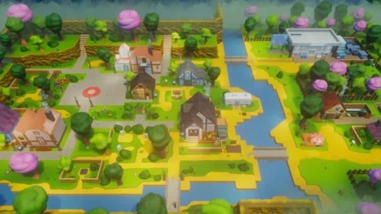 Jogador recria Stardew Valley dentro de Dreams