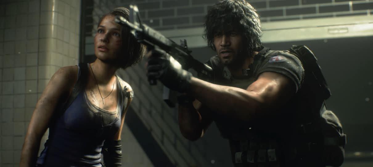 Jogamos! Remake de Resident Evil 3 é o equilíbrio perfeito entre terror e ação