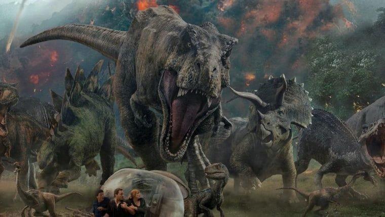 Jurassic World | Diretor revela título do novo longa em foto dos bastidores