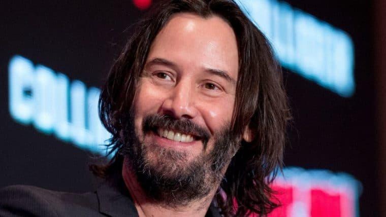 Matrix 4 | Keanu Reeves aparece diferente nas gravações