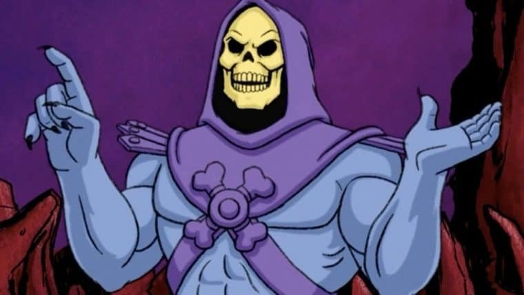 Mark Hamill será a voz do Esqueleto em série animada de Mestres do Universo