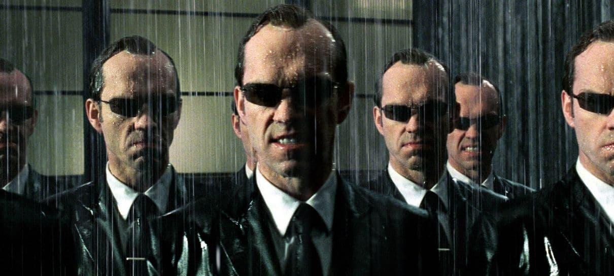 Matrix 4   Vídeo dos bastidores mostra explosões