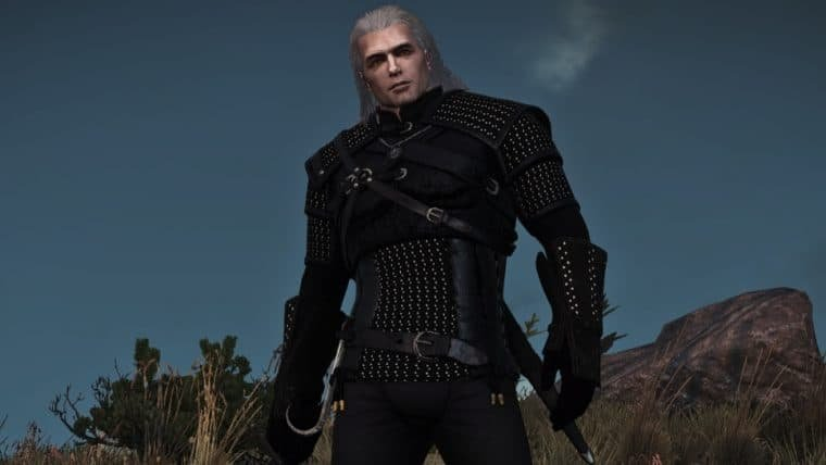Mod adiciona armadura de Geralt da série em The Witcher 3