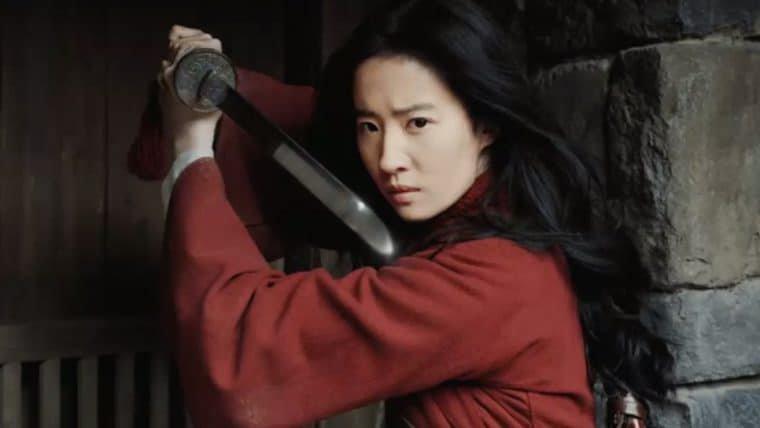 Live-action de Mulan ganha foto animada destacando a protagonista