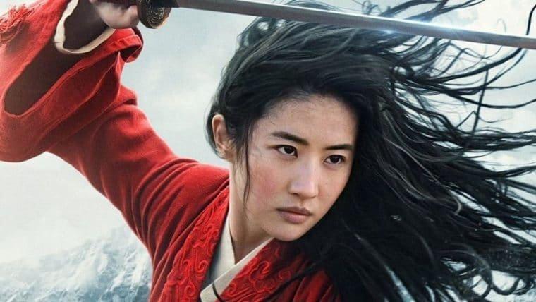 Mulan não será livre para todos os públicos nos EUA