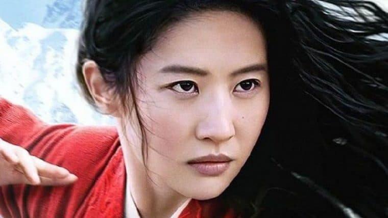 Mulan | Novos pôsteres vão trazer honra para o live-action