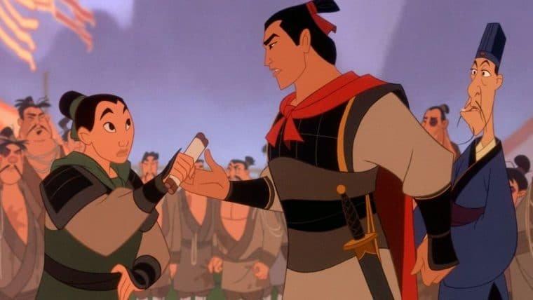 Mulan | Produtor do filme explica por que Li Shang não estará no live-action