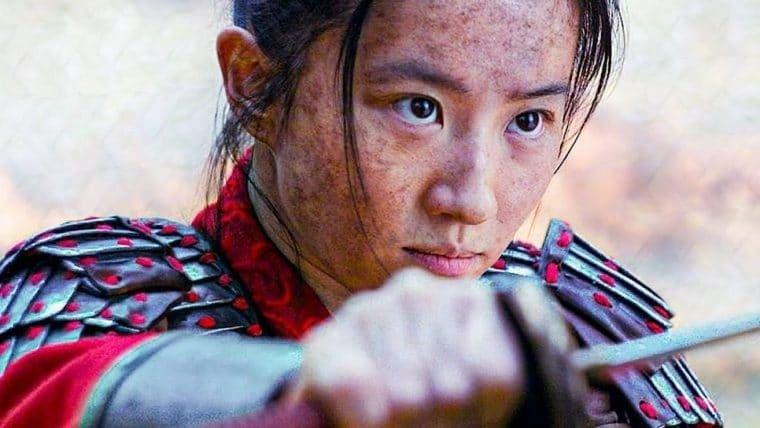 Mulan | Vídeo dos bastidores mostra trechos das cenas de ação
