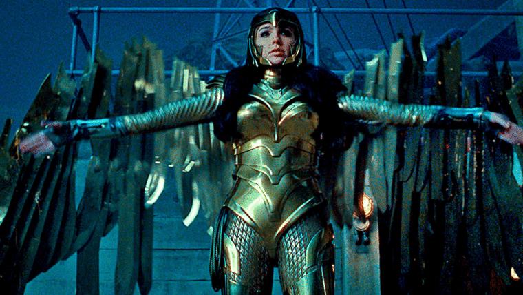 Mulher-Maravilha 1984 | Novas fotos do filme mostram a heroína de armadura