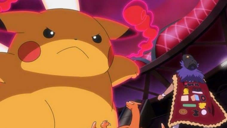 Pokémon | Pikachu do Ash ganhou transformação Gigantamax no anime