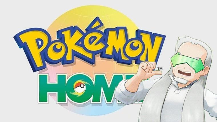 Pokémon Home chega ao Nintendo Switch e celulares