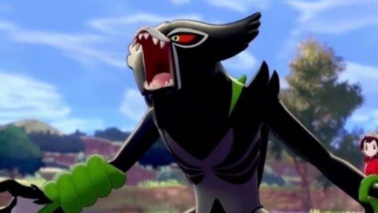 Zarude é o novo mítico do Pokémon Sword & Shield