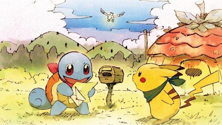 Pokémon Mystery Dungeon: Rescue Team DX ganha novos trailers