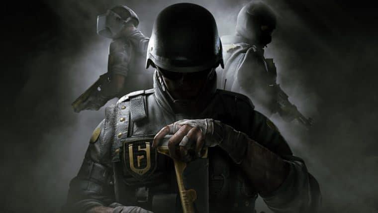 Rainbow Six Siege será lançado para PlayStation 5 e Xbox Series X
