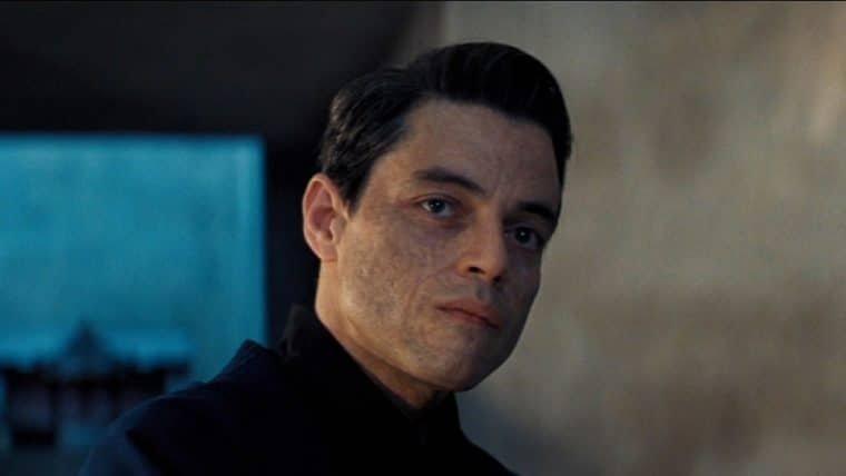 007 - Sem Tempo Para Morrer | Vilão de Rami Malek pode ser um conhecido da franquia