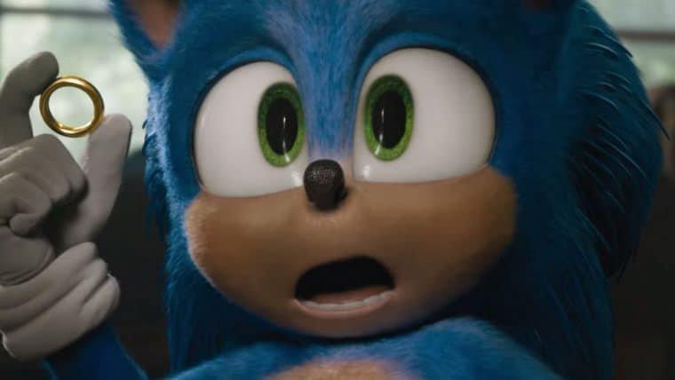 Sonic: O Filme | Diretor ficou apreensivo antes de revelar o novo design do ouriço
