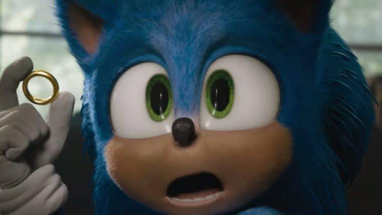 Sonic: O Filme estreia em primeiro lugar das bilheterias dos Estados Unidos
