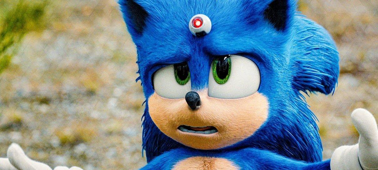 Sonic: O Filme se mantém no primeiro lugar das bilheterias dos Estados Unidos