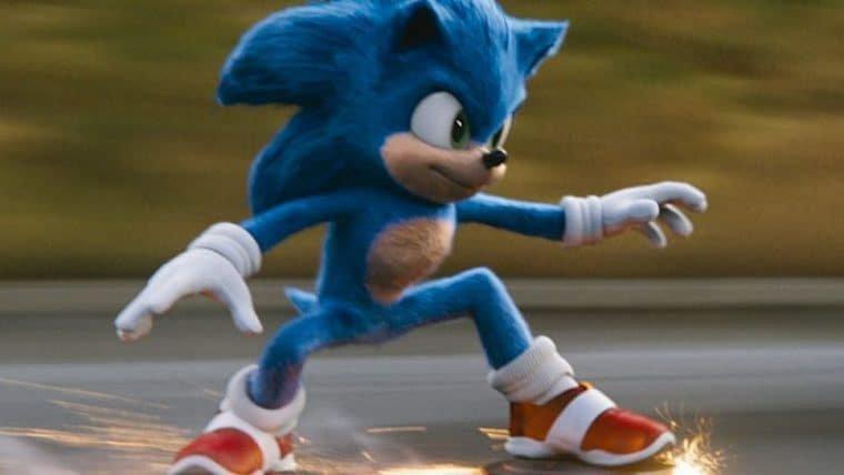Sonic: O Filme | Nova cena faz piada com Velozes e Furiosos