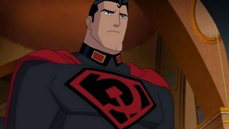 Superman: Entre a Foice e o Martelo | Confira um trecho da animação