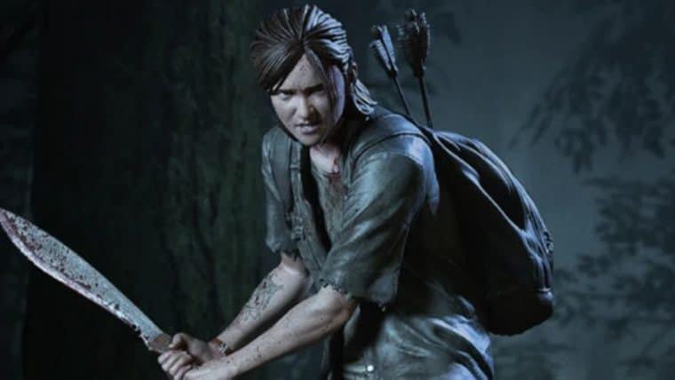 The Last of Us | Dark Horse anuncia estatueta de Ellie que exibe o ódio da personagem