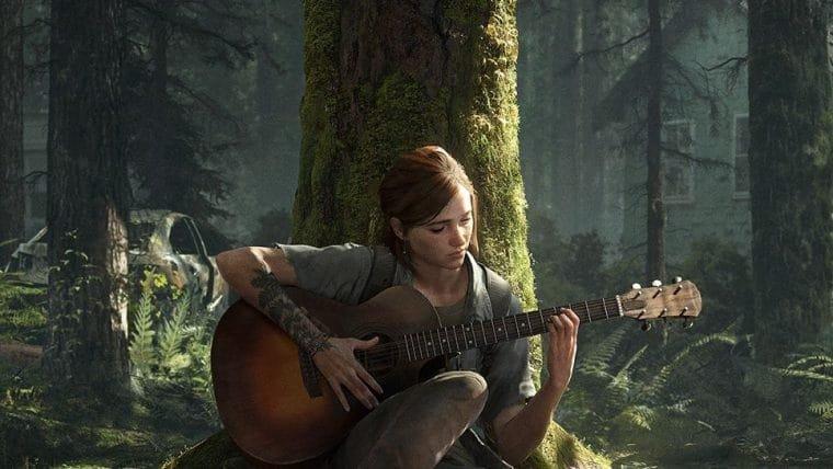 The Last of Us Part II | Baixe o tema dinâmico gratuito para PlayStation 4