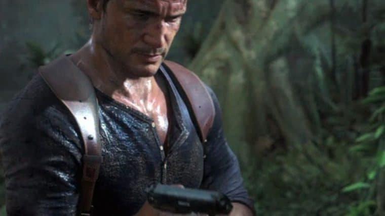 Uncharted | Filmagens começam em março, segundo Tom Holland