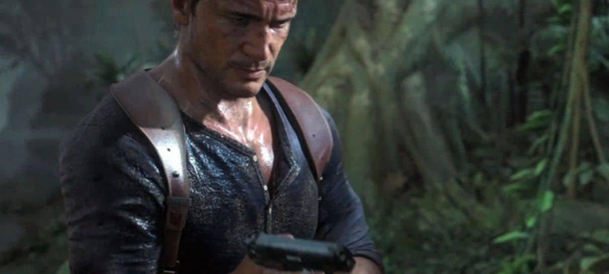 Uncharted   Filmagens começam em março, segundo Tom Holland