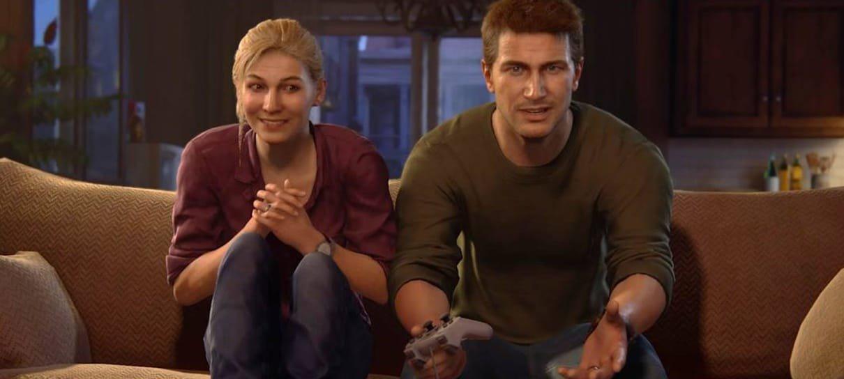 Uncharted pode ganhar mais um jogo, segundo Neil Druckmann