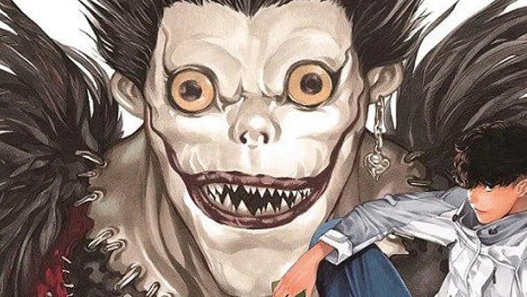 Editora JBC anuncia capítulo especial de Death Note no Brasil