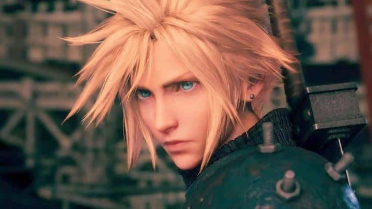 Final Fantasy VII Remake reúne os protagonistas em nova arte