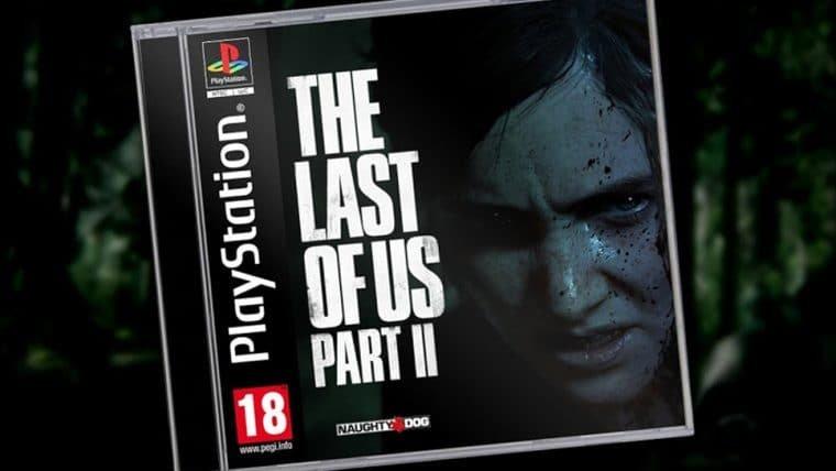 The Last of Us Part II | Vídeo mostra como jogo seria no PS1