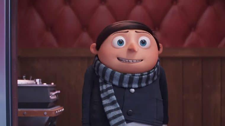Minions 2: A Origem de Gru mostra o jovem vilão no primeiro trailer