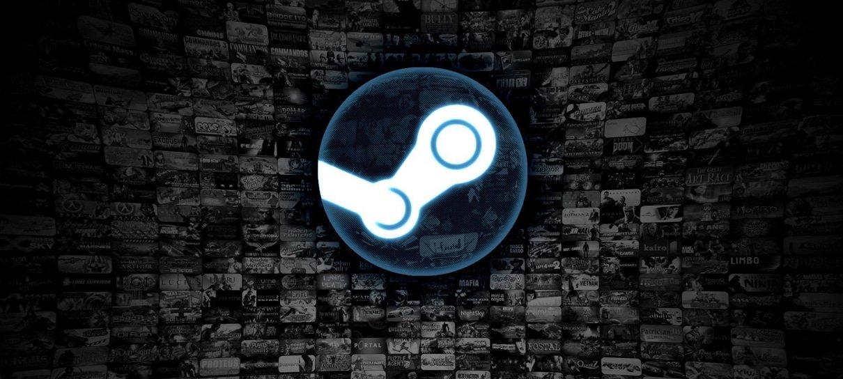 Steam bate recorde de usuários simultâneos e o coronavírus pode ser um dos motivos